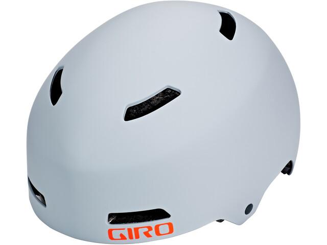 Giro Quarter FS Helmet matte grey
